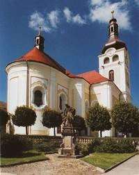 Výsledek obrázku pro kostel hořice