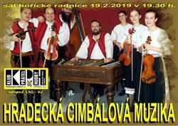 Hradecká cimbálová muzika