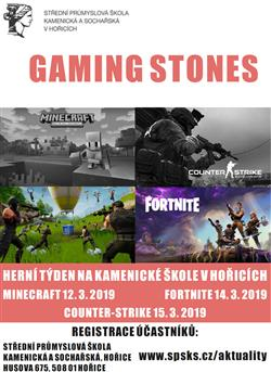 Gaming stones