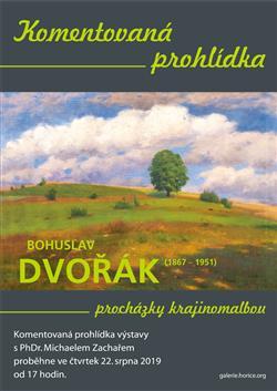 Bohuslav Dvořák - Krajinomalby