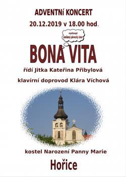 Bona Vita - plakát
