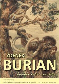 Zdeněk Burian/ Dobrodružství pravěku